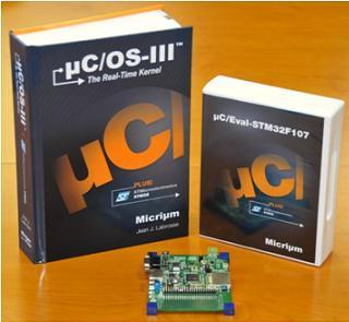 uC/OS-III Real Time Kernel OS